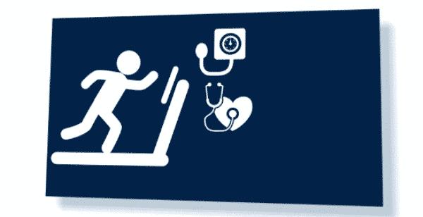 معدل ضربات القلب لدى الرياضيين