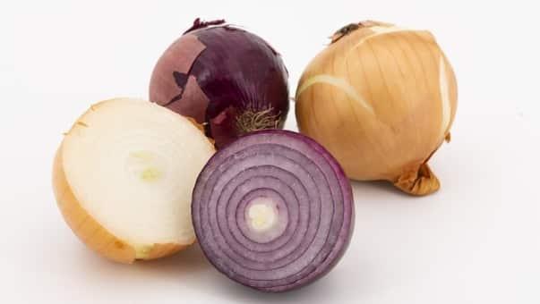 نسبة الكربوهيدرات في البصل