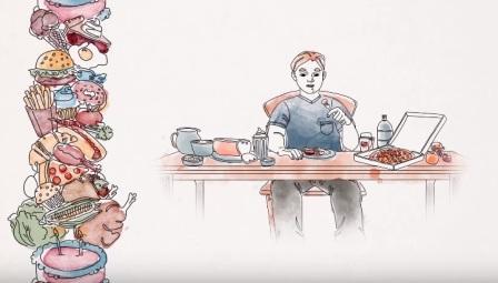اضطراب-الأكل-القهري