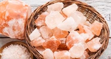 6 فوائد واستخدامات لملح الهيمالايا ملح الصخور