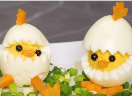 هل البيض من منتجات الألبان