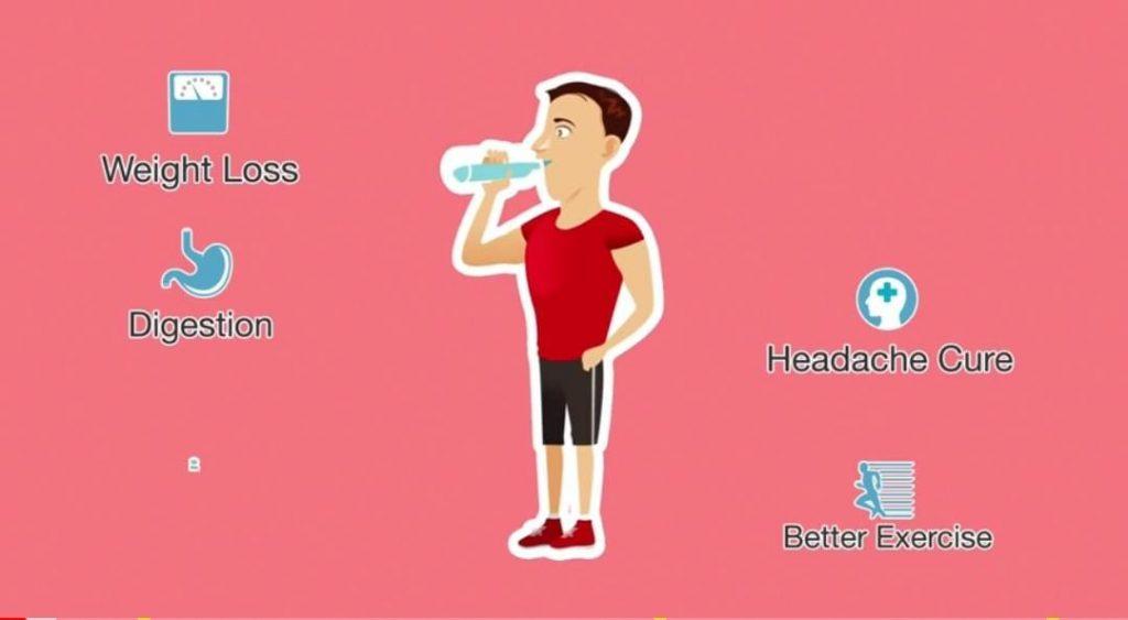 ماهي كمية المياه التي يجب شربها كل يوم